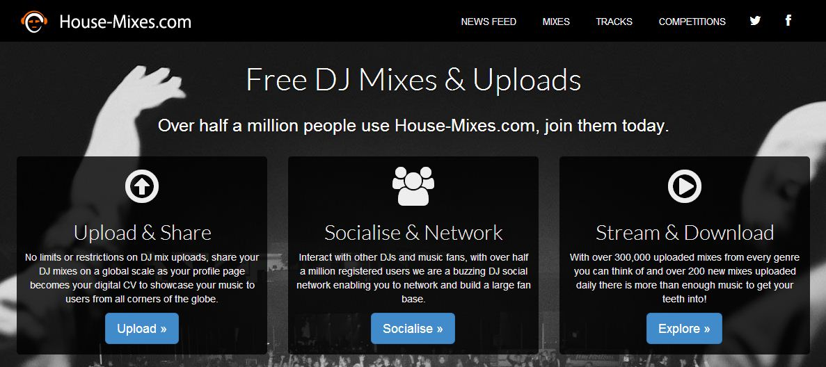 House Mixes.com