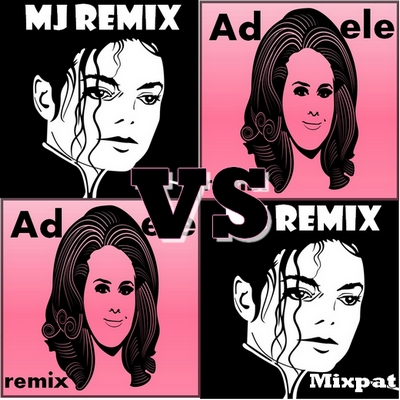 Michael jackson vs adele