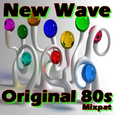 New wave original 80s